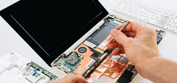PC, MAC & Laptop Reparatur