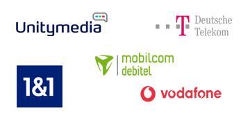 Vermittlung von Mobilfunkverträgen & DSL