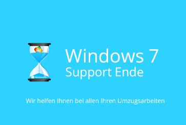 Windows Support Ende